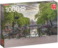 Jumbo Legpuzzel De Waag Amsterdam