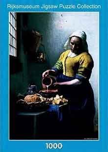 Puzzel Melkmeisje Vermeer Keukenmeid Legpuzzel