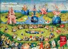 Puzzel Tuin der Lusten Legpuzzel Jheronimus Bosch