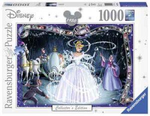 Assepoester Puzzel Cinderella Legpuzzel