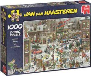 Legpuzzel Jan van Haasteren Kerstmis