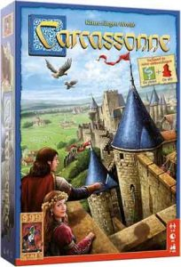 Carcassonne Bordspel Soorten en Spelregels