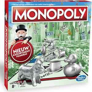 Monopoly Bordspellen Overzicht