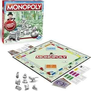 Monopoly Classic Nederland Monopoly Spellen