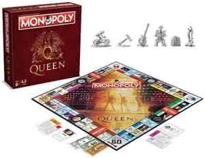 Monopoly Queen Editie Monopoly Spellen