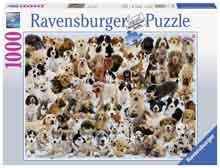 Honden Legpuzzels Ravensburger Hondencollage