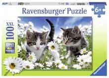 Katten Legpuzzels Puzzels met Poezen Schattige Katjes