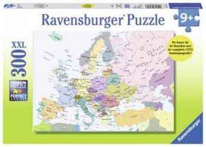 Legpuzzel Europa Landkaart Puzzel CITO Ravensburger