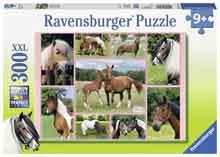 Ravensburger Paardenpuzzel Paardenhemel