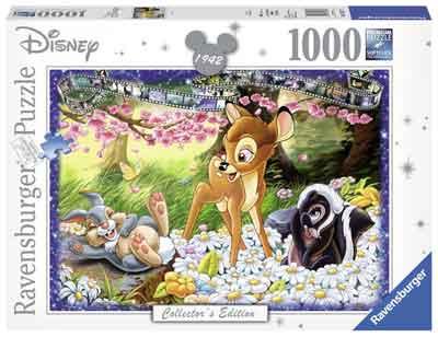 Bambi Puzzel Legpuzzel Ravensburger Disney