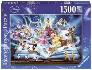 Puzzel Disney Figuren Legpuzzel