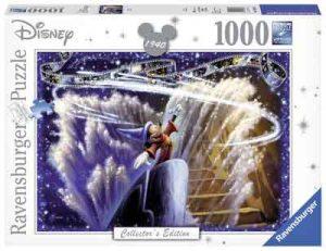 Puzzel Mickey Mouse Fantasia Legpuzzel