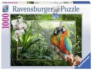 Puzzel Papegaaien Vogel Puzzels