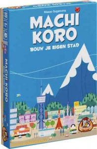Machi Koro Bordspel uit Japan