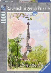 Ravensburger Eiffeltoren Legpuzzel
