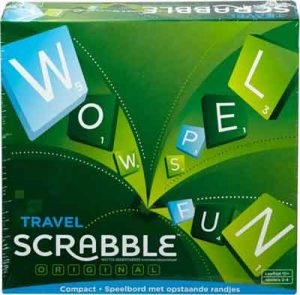 Scrabble Travel Reiseditie