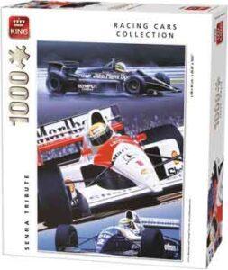 Ayrton Senna Legpuzzel - Formule 1 Legpuzzels