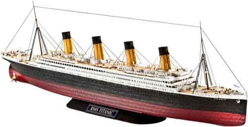 Bouwpakket Titanic - !:700 Revell