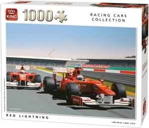 Ferrari Formule-1 Puzzel
