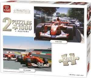 Ferrari Puzzels King