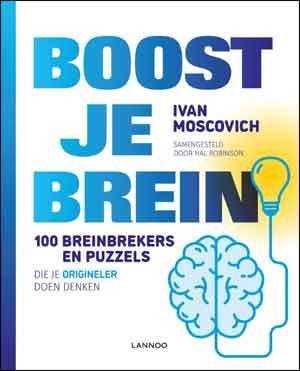 Ivan Moscovich Boost je brein breinbrekers