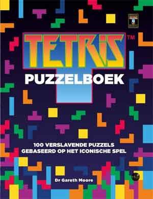 Tetris Puzzelboek van Gareth Moore