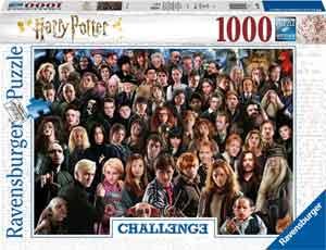 Harry Potter Legpuzzel Ravensburger - Film Legpuzzels Puzzels