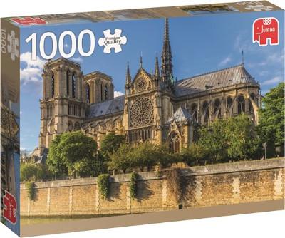 Notre Dame Legpuzzel Parijs